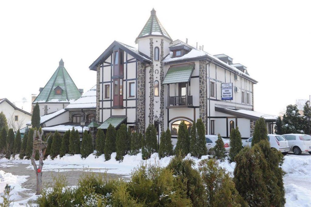 klub satelit sneg