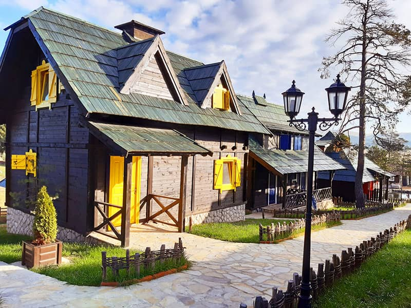 Zlatiborski zaseok